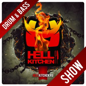 Hell Kitchen Podcast pt.1 (NO VOICE) | 1st English Dark Drum & Bass podcast from Russia