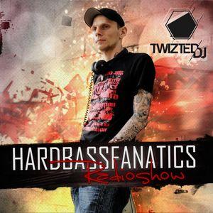 Show #23Hardbassfanatics Radioshow presented by TwiztedDJ