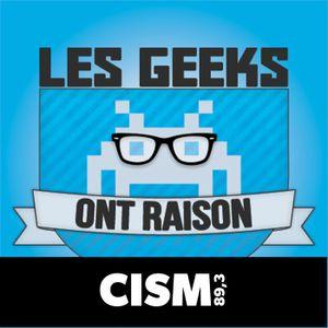 Les geeks ont raison : 11/02/2016 10:30