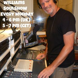 The Garry Williams Soul Show June 2nd. 2014