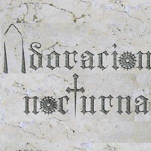Adoración Nocturna - Sesión Gothic Rock, Deathrock & Post-punk (julio 2013)