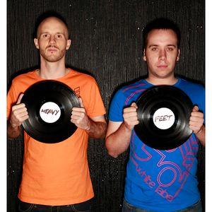 HeavyFeet Promo Mix - Autumn 2010