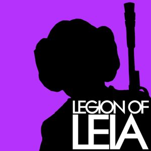 Legion of Leia Podcast Ep. 63: Russ Pitts, Take This and Mental Health at Conventions