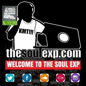 THE SOUL EXP 1/10/12