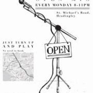 open mic at skyrack 03/10/11 part1