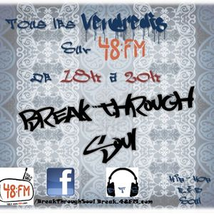 Break Through Soul n°15 1/2