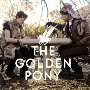 The Golden Pony Winter 2014/Spring 2015 Promo Mix