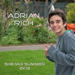 Adrian Rich - Sexy House Beats DJ Mix Summer 2k13