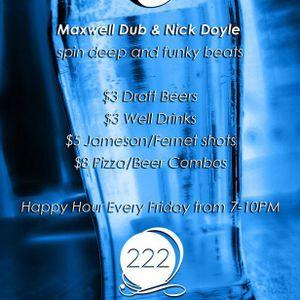Maxwell Dub & DF Tram - Live at GetSet 6.1.12