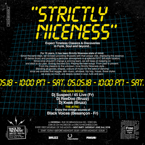 Strictly Niceness Live Part 2