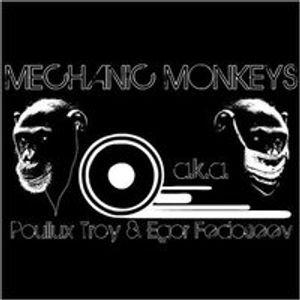 Mechanic Monkeys Live @ Poullux's Birthday Bash 2011-09-17