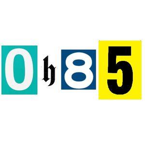 0h85 LIVE on Cosmic Sound Radio 5 22 14