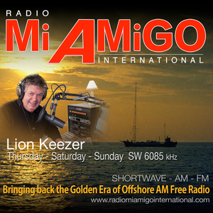 Hello To The World - Lion Keezer - Radio Mi Amigo International - 20-3-2016