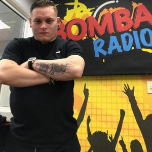 DJ RED EL COLORAO - CON LA ACTIVAERA TOTAL 1-5-18 LIVE ON BOMBA RADIO