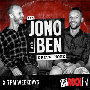 Jono and Ben Podcast Monday 8 August