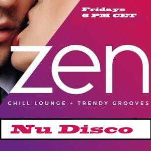 Nu Disco on ZEN Belgium Broadcast Week 38