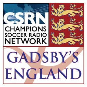 Gadsby's England in Germany Pre Match Special - 301