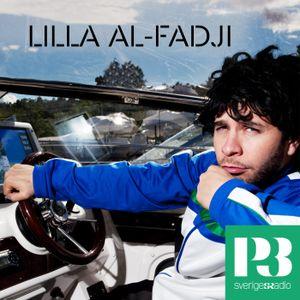 Lilla Al-Fadji i P3 med Rigo 20100319
