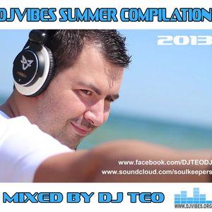DJTEO - Release My Soul #034 (Feb. 2014) pt1 @ Vibes radio station