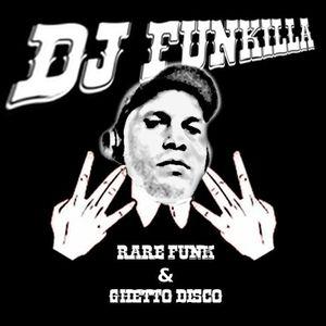 da fonky mix by dj funkilla
