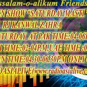 """Hello Sunday "" show with Rj Kanwal :)"