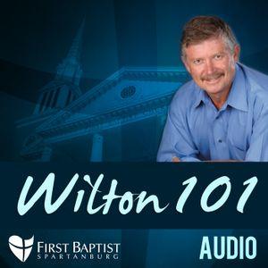 Wilton 101 – 9-25-16