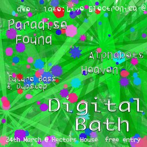 Digital Bath promo mix 2010