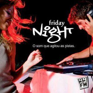 20-10-2017 Programa Friday Night - Convidado Dj Emerson Corujito