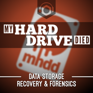 My Hard Drive Died #31 – SSD in a Server