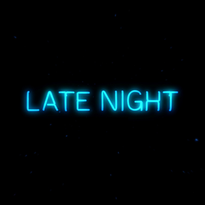 'Late Night Vibes' 001 by D'Lay (January 25th, 2014)