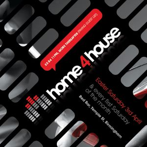 DJ Kush Home 4 House Podcast Episode 15