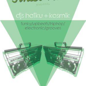 kosmik + haïku @ Airam, Barcelona - 18/10/2012