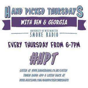 Hand Picked Thursdays with Ben & Georgia - 6th Feb