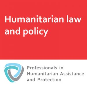 Humanitarian coordination: NGO fora and consortia from local to global