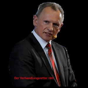Der Verhandlungsretter rät: Interview