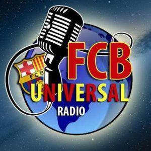 FCB UNIVERSAL 1x90 La #caverna busca excusas ante la posible debacle.
