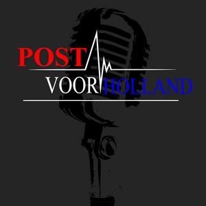 POST VOOR HOLLAND (Rdiobriefgast:  Elly van Driel - Frankrijk)