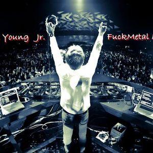 Adam Young Jr. - DubStep & Electro MegaLiveMix