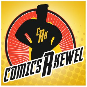 Comics R Kewel Holiday Extravaganza : Featuring Dave Lilly (Dream Keepers) Chad, Bob and 3-2-1- Blak