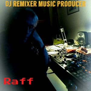 Raffaello in the mix...dj Old school