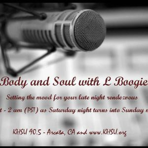 Body and Soul: Jan. 29, 2012 - freeing my mind in soothing song...