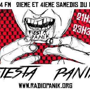 Fiesta Panik - SPECIAL Support Don't Punish - 24 06 2017