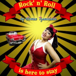 'Rock' n' Roll is here to stay'' on simpleradio.fm 14/3/18 Interview Andreas Christopoulos Free Soul
