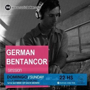 German Bentancor - Promo Mix Agosto 2013