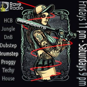 Darkbeats on Rave Radio - Jungle 04-09-2012