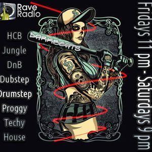 Darkbeats on Rave Radio - DnB 20-08-2012