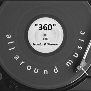 11 puntata - 360 AllAroundMusic - Radio Godot 26.01.2019 con ospite Avincola