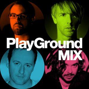 PlayGround Mix 013 - Com Truise