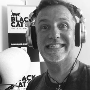 Dave Thomas on Black Cat 107 The Rock Show 18-02-19