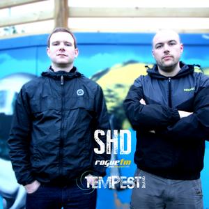 SHD Show RogueFM - 21st June 2013 B2B with Anex alongside MC AB